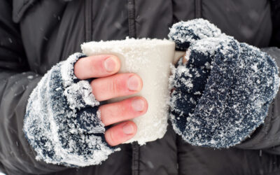 Watch Out for Signs of Frostbite this Winter