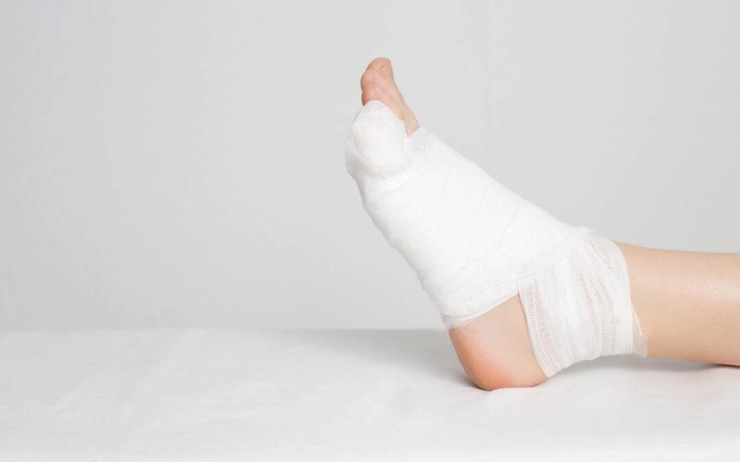 Jammed Finger? Broken toe? The Rule of Thumb Regarding Damaged Digits